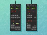 TC 1210 & 8210