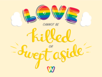 Weebly Pride Sticker