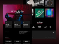 Season Website Design
