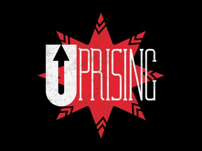 Uprising Logo logo color