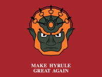 Make Hyrule Great Again