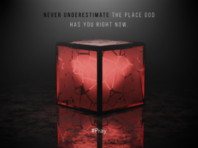 Never underestimate 2dart graphicdesign typography fonts lights blender 3dart wallpaper pray goodvides quotes abstract 3d poster