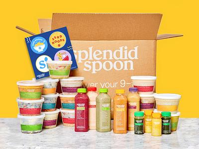 Splendid Spoon: Send Noods! bowl graphic texture ramen food cute design illustration
