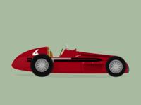 1951 F1 Alfa Romeo Alfetta 159