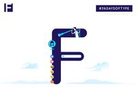 F for Facebook fans