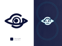 'Optical Pleasure' Logo Design