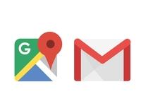 Google Maps & Gmail logo