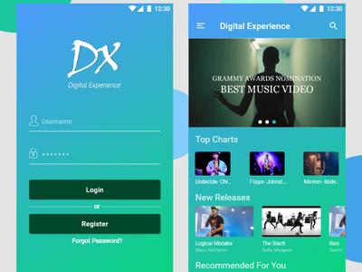 Dx Music