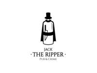 Logo for Jack The Ripper Pub