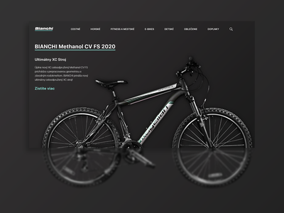 🚲 Bike shop web page redesign | 1/2
