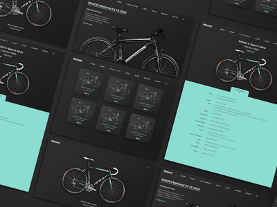 🚲 Bike shop web page redesign | 2/2