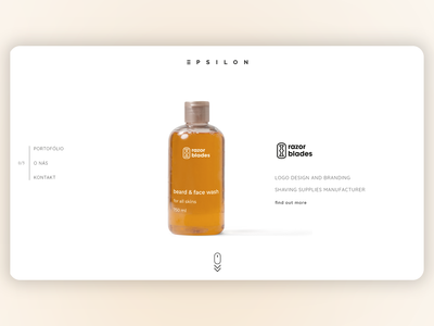 Epsilon web design | 1/2