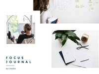 The Focus Journal - A Collaboration