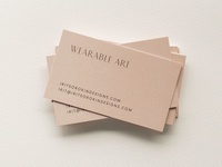 Irit Sorokin Business Card
