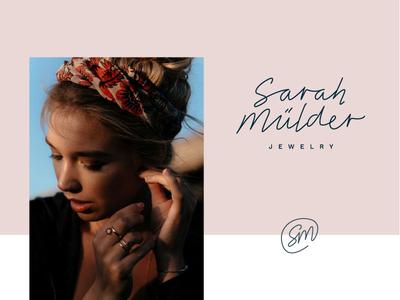 Sarah Mulder Rebrand