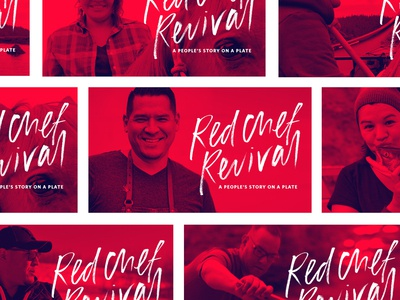 Red Chef Revival Posters