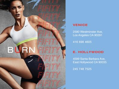 Fitness Promo Graphics