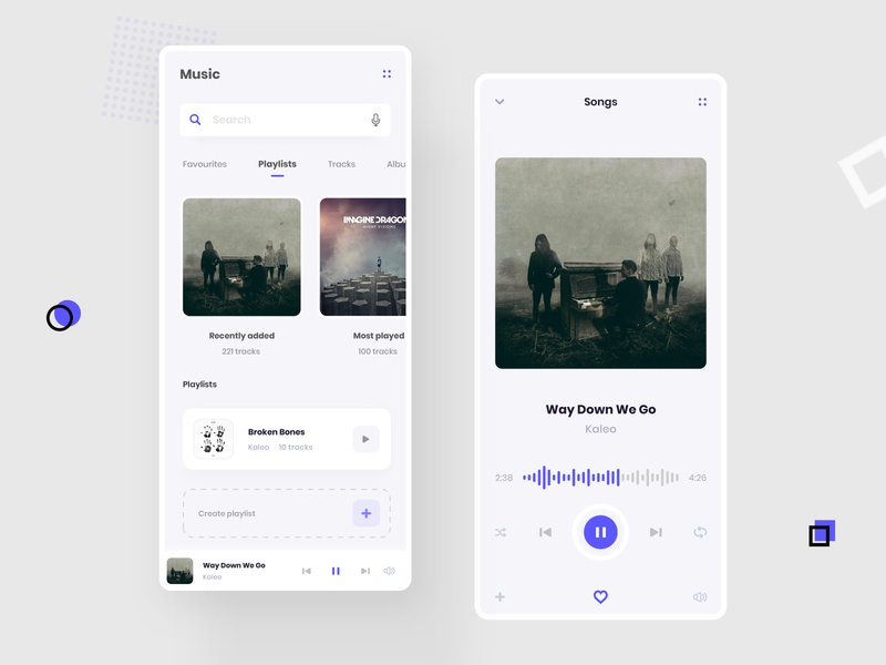 Music Player interaction minimal mobile ui mobile ux ui interface ecommerce daily ui clear design clear clean ui clean 2019 trends 2019 trend music player ui music music app ui music app music player