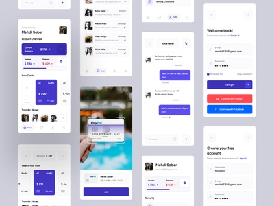 Mobile Banking app - overview