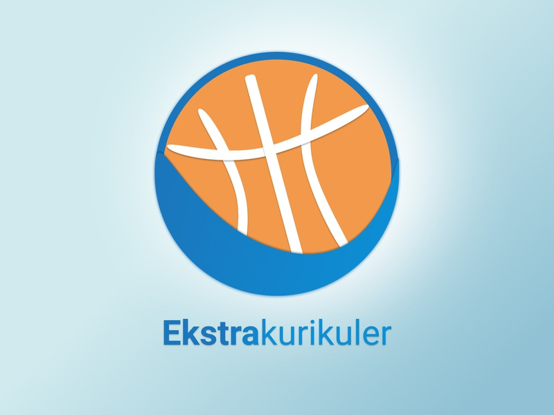Ekstrakurikuler Icon app icon ux vector branding logo illustration