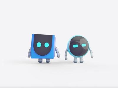 OniBots   Corporate mascots ONIX illustration mascot design mascot character character design illustrator branding mascot