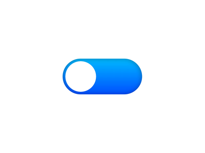 Bokeh toggle ux micro interaction bokeh sketch principle concept button switch component design component ui toggle motion graphic animation
