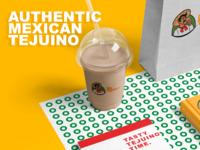 Mr Tejuino Branding Mockup
