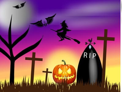 Halloween Carnival conception concept art halloween halloween carnival creativity adobe illustrator cc illustration
