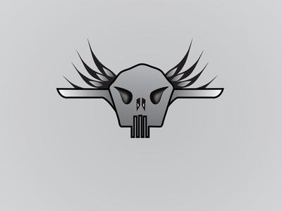 Skull Logo Designing