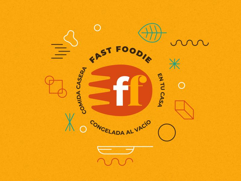 Fast Foodie Branding