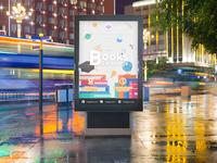book swap event Banner