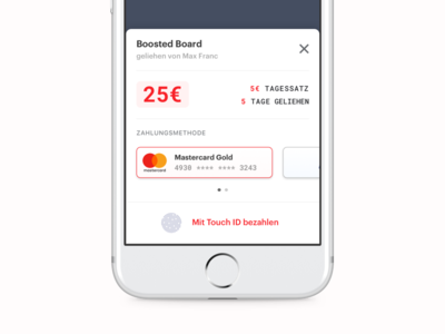 Pay / Checkout mastercard payment checkout university project