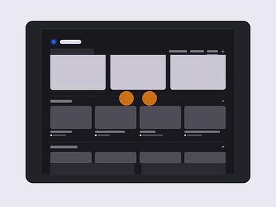Refresh — Navigation Concept SVG Animation refresh.study refresh svg animation