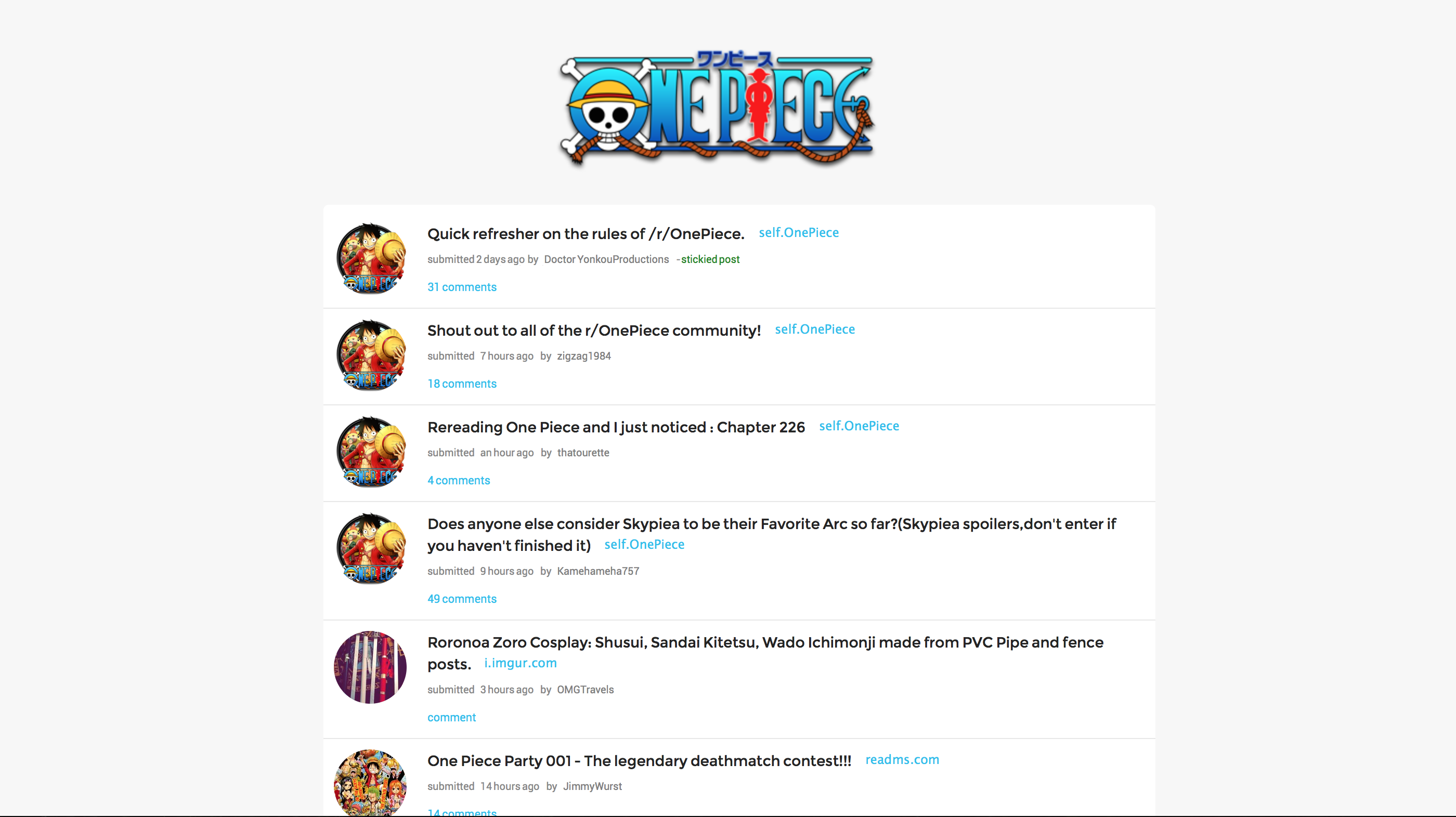 Dribbble - cleaner-one-piece-subreddit png by Bardan Gauchan