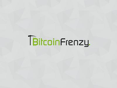 BitcoinFrenzy Logo bitcoin logo