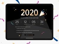 UI Daily Challenge 014 - Countdown Clock