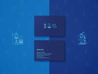 Sciency Business Card