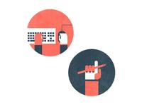 Graphic Designer Icons
