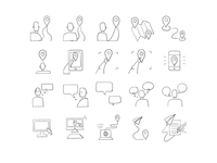 Icons Sketch