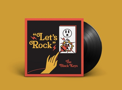 Let's Rock Album Cover