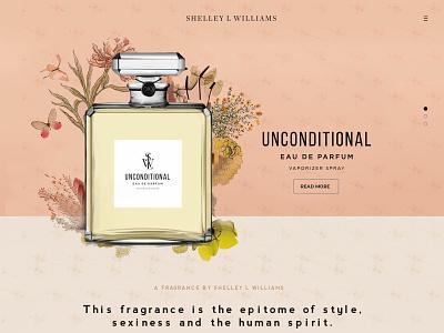 Shelley L Williams website design