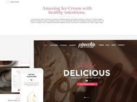 Arkane Creative Mock Website