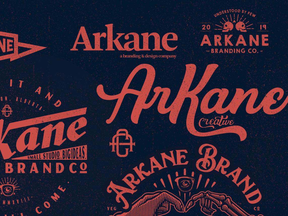 Arkane Brand Ver 4