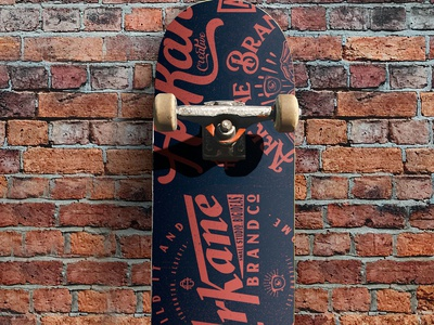 Arkane Skateboard Deck