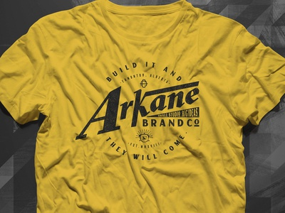 Arkane Creative T-Shirt Design