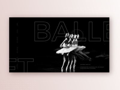 Ballet Home Page