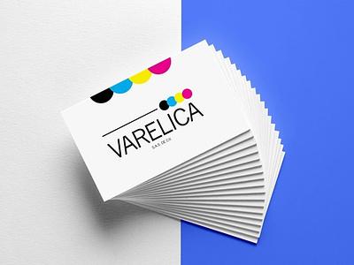 Varelica Branding logo branding design branding