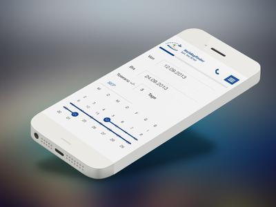 Holidayfinder App