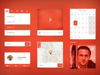 Ewebdesign freebie mobile ui kit