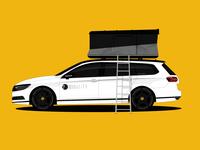 Explorer design car vector illustration